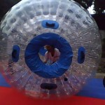 Crazy Ball atau Zorb Ball