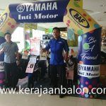 Balon Gate Yamaha